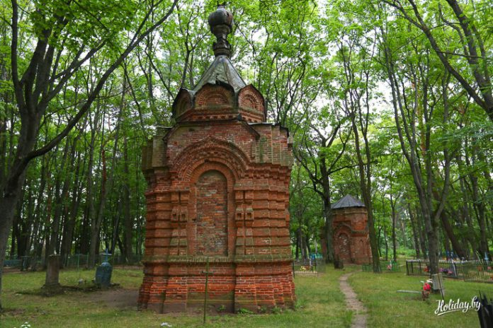 Рогачев парк Ходкевича
