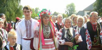 Пісні Полісся і ўкраінскае вяселле