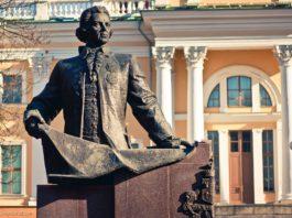 Румянцев и история Гомеля