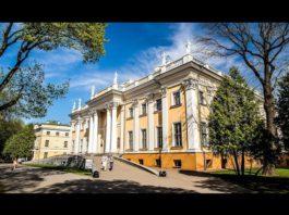 Гомельскі палац Румянцавых-Паскевічаў