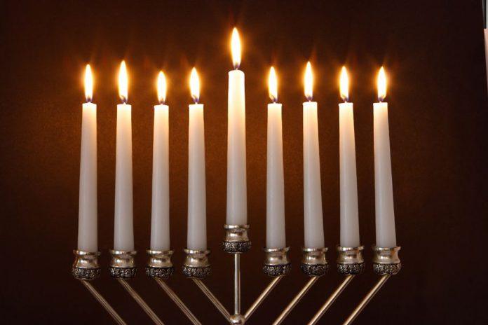 Евреи Речица и ханука