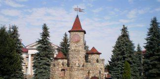 Речица замок история