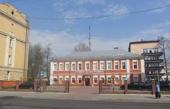 Улица Кирова в Гомеле и дом № 29 с его историей