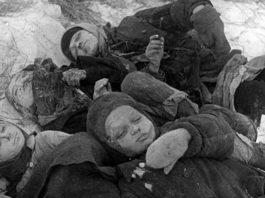 Озаричи и концлагерь для детей и зверства фашистов