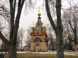часовня-усыпальница Паскевичей в Гомеле и её история