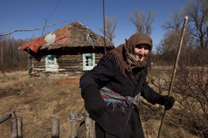 загрязнение Беларуси и радиация