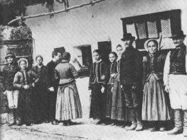 крестьяне чехи в Беларуси