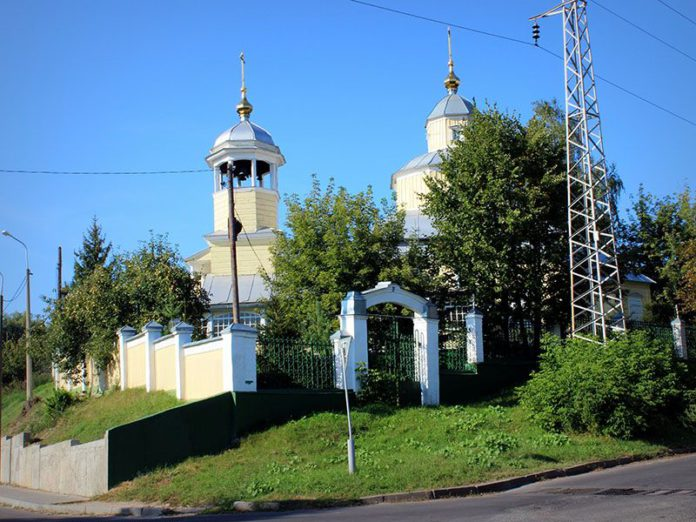 Ильинская церковь в Гомеле и старообрядцы