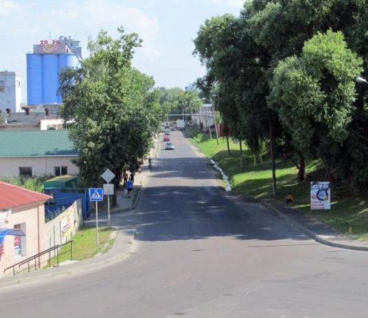 Исторический район Гомеля - Кавказ