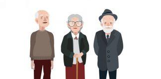 сколько людей в Гомеле старых