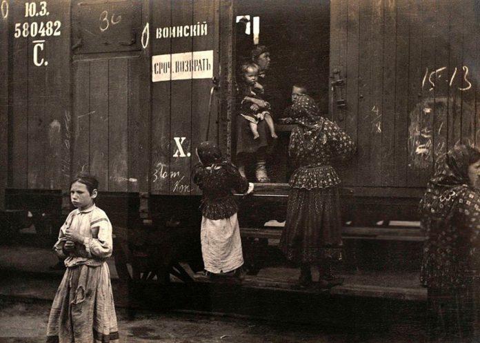 Переселение крестьян в СССР