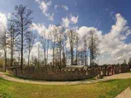 Пасёлак Акцябрскі (ці Рудабелка) і яго гісторыя