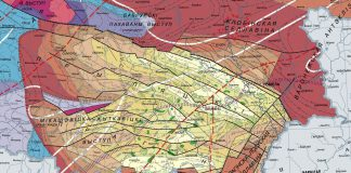 Геологическое строение гомельской области