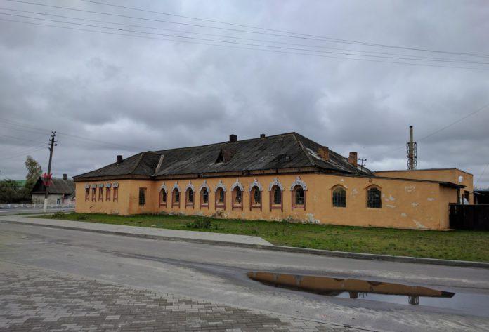 Евреи в Житковичах и вид города