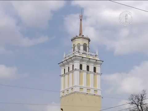 Башня Гомель 8 марта фабрика