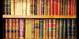 Коллекция книг гомельского дворца