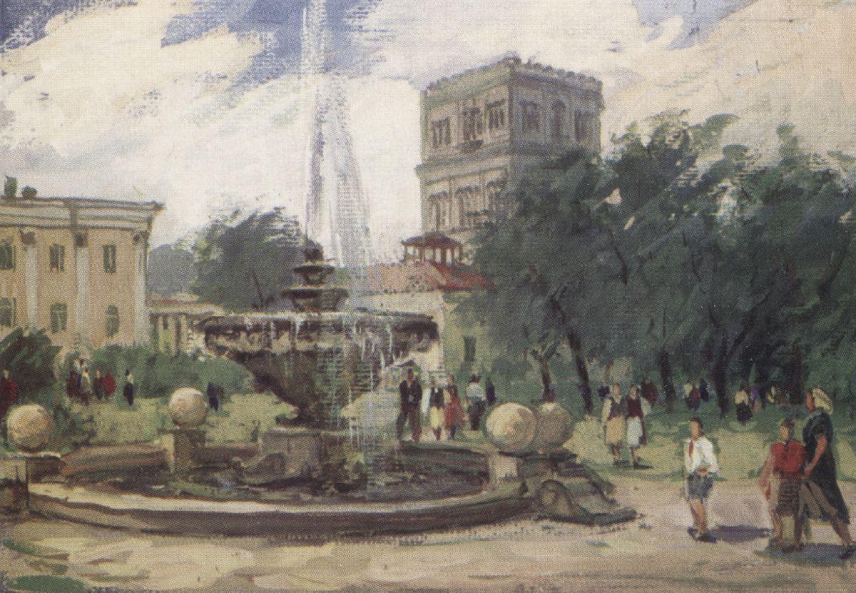 Парк культуры і адпачынка імя Луначарскага ў Гомелі