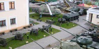 Абласны вайсковы музей у Гомелі