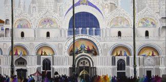 Італія прадстаўлена на карцінах на выставе ў Гомелі