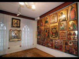 Музей в городе Ветка и иконы старообрядцев история