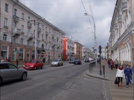 гомель улицы Советская фото