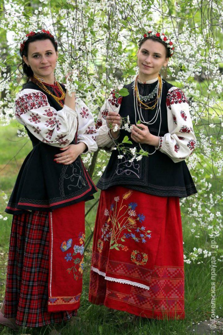 Беларускія дзяўчаты