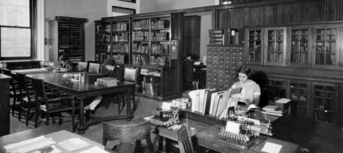 Библиотечное обслуживание библиотека Гомель