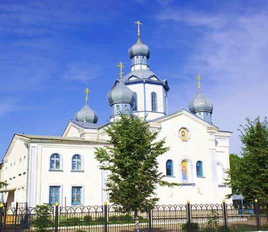 Доўск церковь Покрова Пресвятой Богородицы
