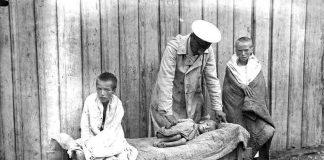 Голодающие Поволжья и помощь от православной церкви