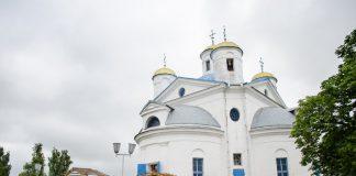 Стрэшын. Свята-Пакроўскі храм