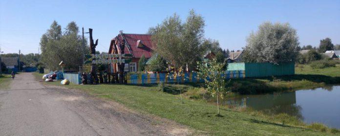 Зябраўка вёска Зябровка