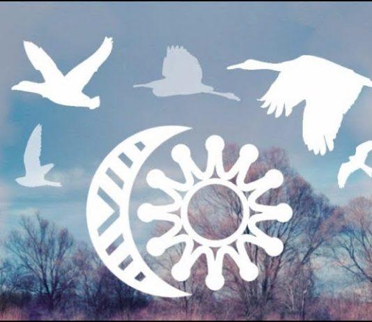 Гуканне вясны или обряд Кликанья весны характерен для Гомельщины и Беларуси
