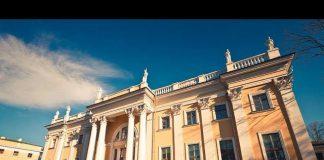 Гомельскі палацава-паркавы ансамбль і яго гісторыя