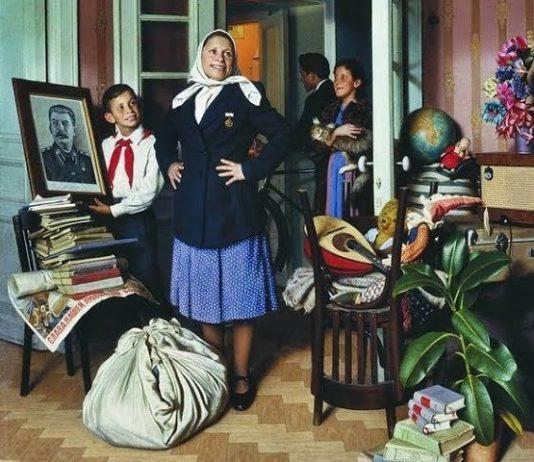 ыт советских горожан