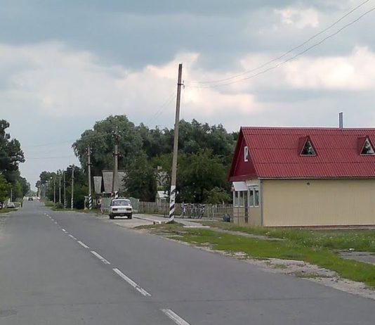 Холмеч деревня