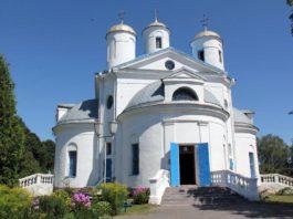 Свято-Покровская церковь Стрешин