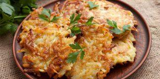 кулинария Беларусь драники
