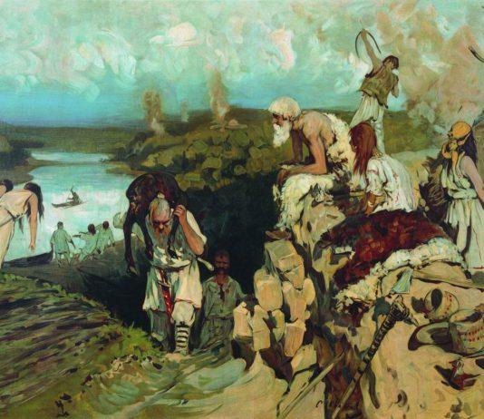 радимичи племя Древняя Русь
