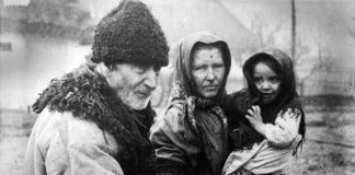 Беженцы первой мировой войны на Гомельщине. 1921 год
