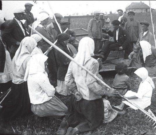 Большевистская аграрная политика начала 20-х годов