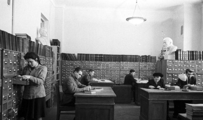 Деятельность библиотек Гомельской области