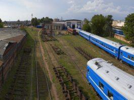 Гомельскі вагонарамонтны завод