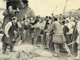 Горвальскае выступленне сялян 1905 г.