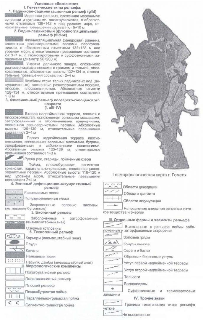Мапа Гомель