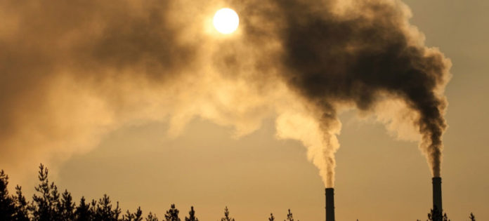 Оценка уровня загрязнения воздуха различных промышленных зон г. Гомеля и прилегающих территорий
