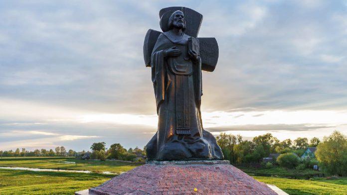 Писания и творчество Кирилл Туровский на Полесье