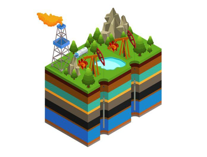 Припятский прогиб и нефть на Гомельщине