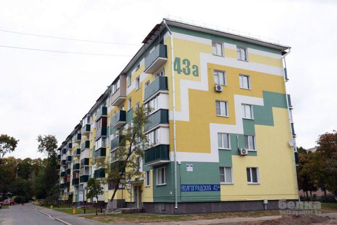 Улица Механизации и улица Волгоградская в Гомеле