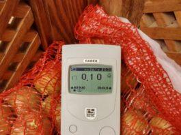 безопасность картофеля радиация