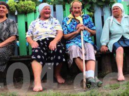 Деревня Погост и коллектив Міжрэчча
